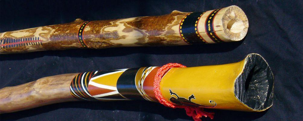 Bespoke handmade Didgeridoos