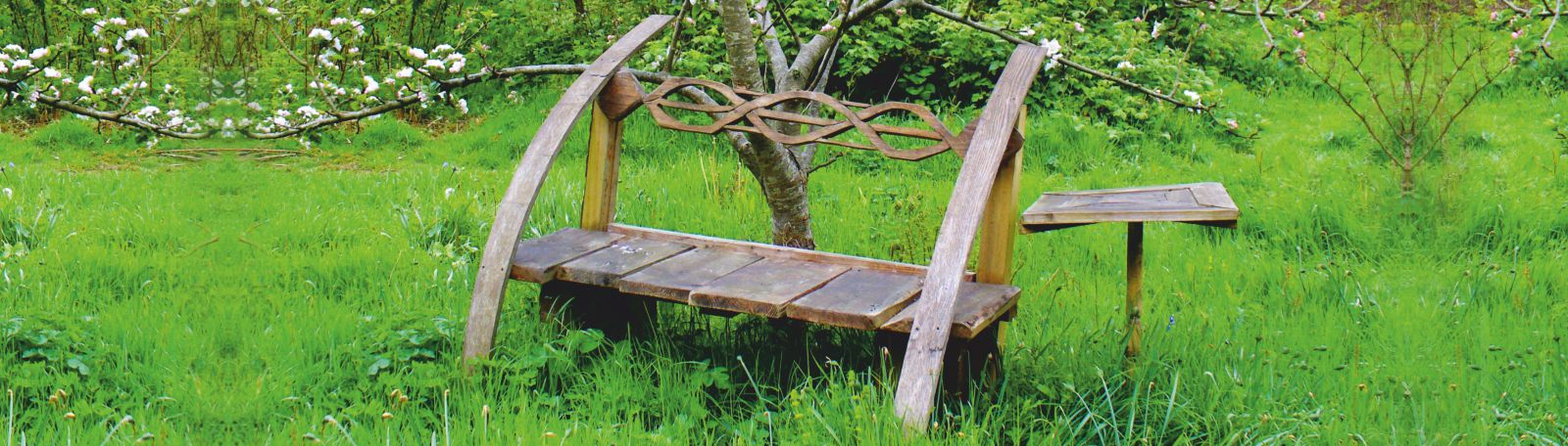 Handmade Bespoke Garden Furniture in Brixham Devon